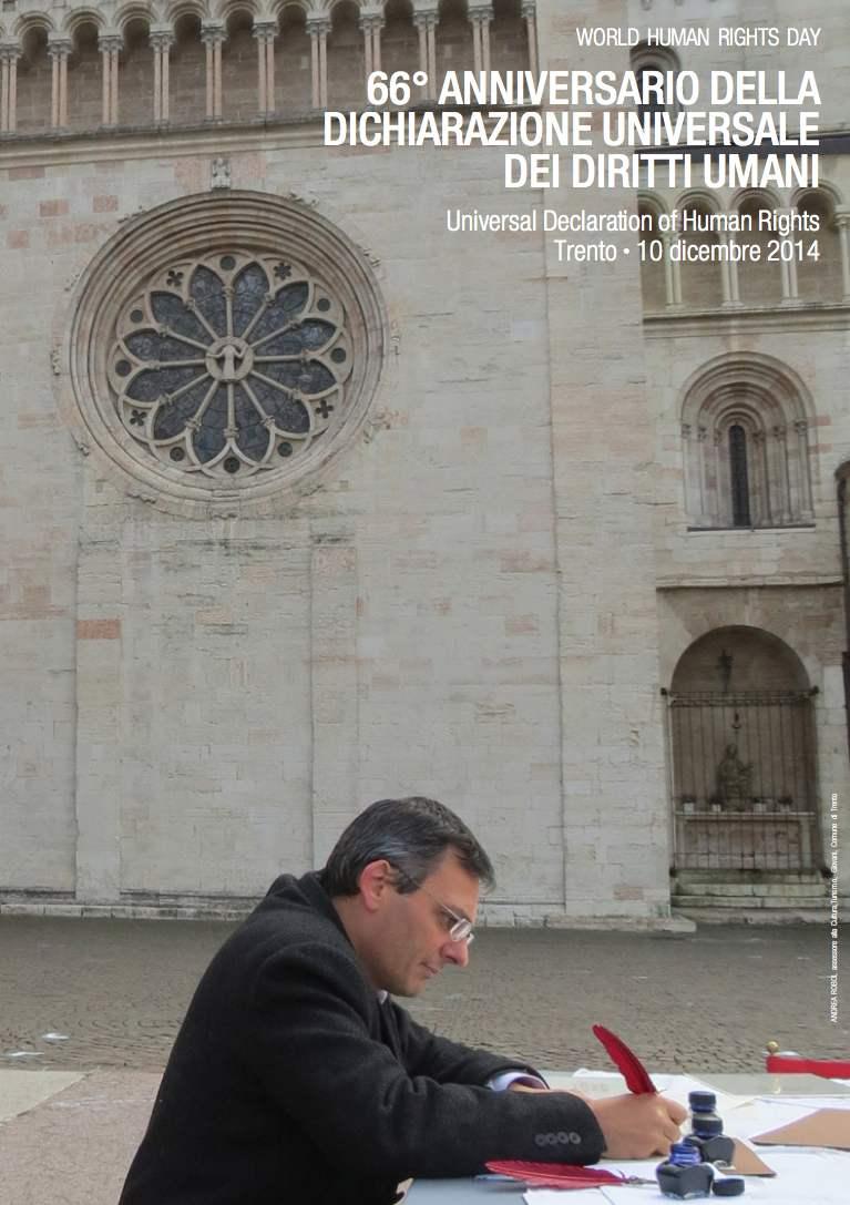 Assessore alla Cultura Turismo Giovani di Trento Andrea Robol ALL