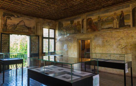 Casa del Petrarca Interno