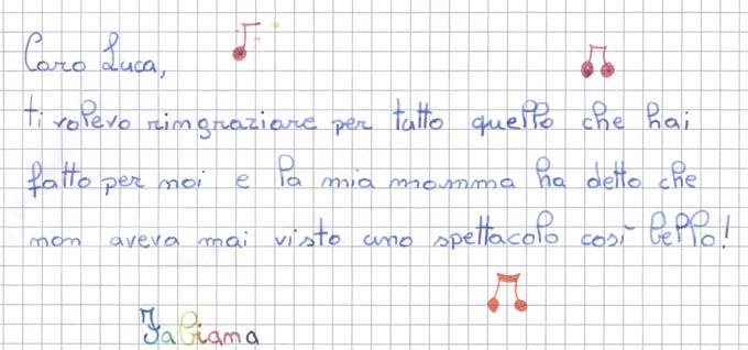 Pensiero su Mimolamusica Fbn per Luca Brunoro