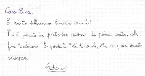 Pensiero su Mimolamusica-Fd per Luca Brunoro