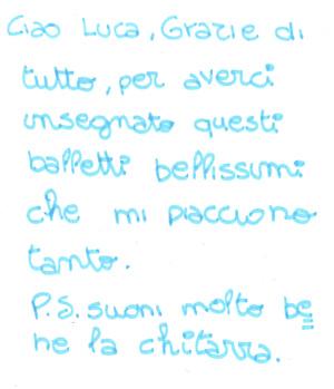 Pensiero su Mimolamusica Rsm per Luca Brunoro