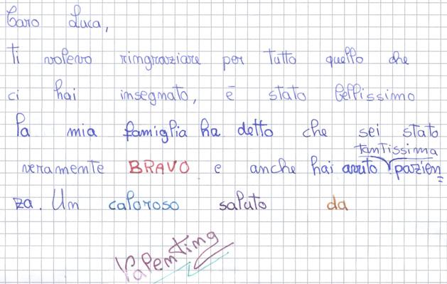 Pensiero su Mimolamusica Vlntn per Luca Brunoro