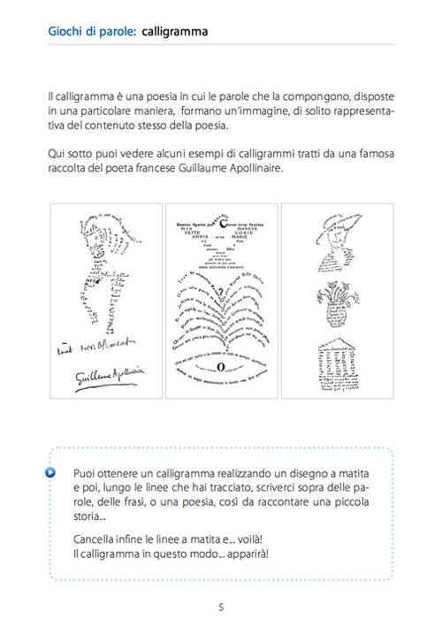 Calligrammi-Apollinaire