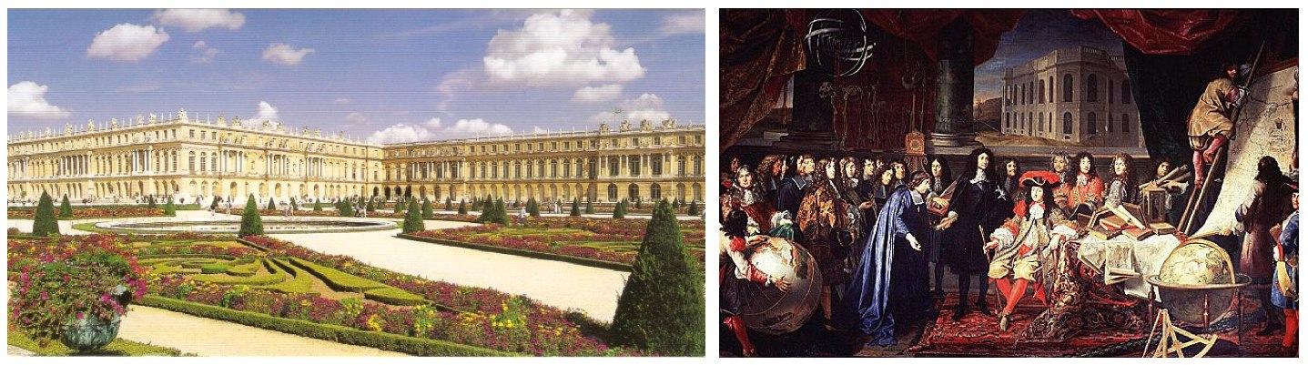 Versailles e Re Sole